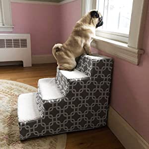 Majestic Pet Portable Pet Stairs
