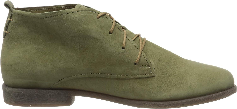 Think! 686222_agrat, Desert Boots Femme Vert Maki 52