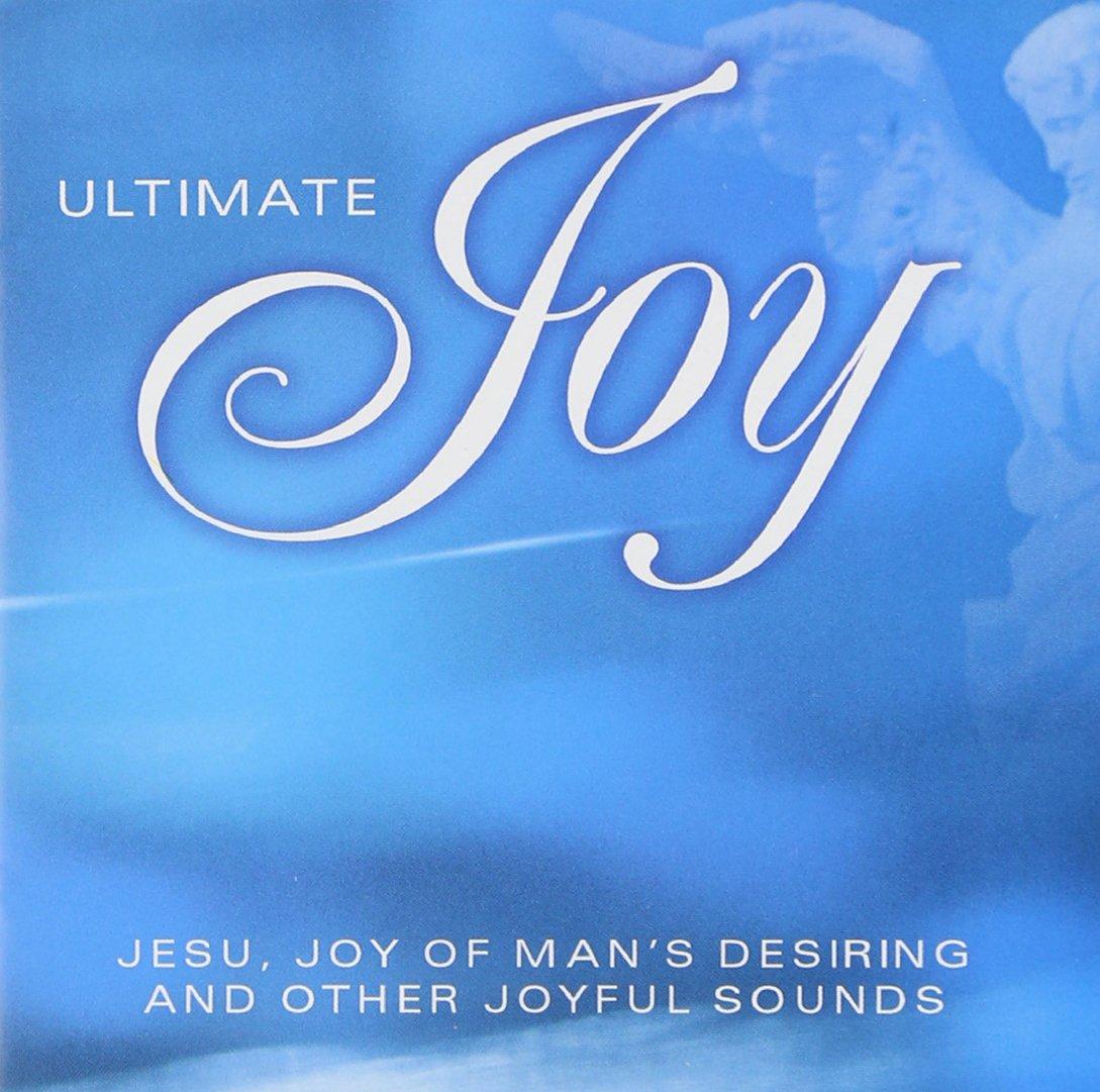 sold out Ultimate Joy: Ranking TOP16 Jesu Joy Man's of Desiring