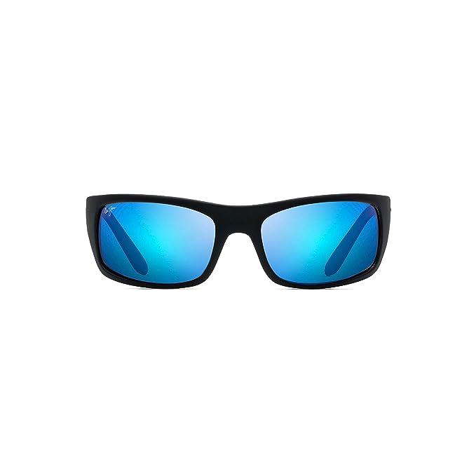 Amazon.com: Maui Jim Peahi lentes de sol, talla única: Maui Jim