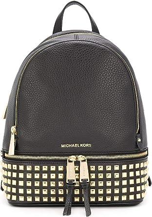 Michael Kors Luxury Fashion Femme 30S5GEZB5L001 Noir Sac À Dos ...