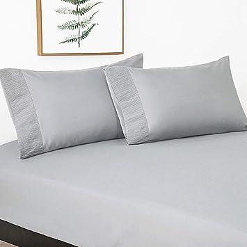 Bedsure Drap Housse 140 x 190 cm - Drap-Housse
