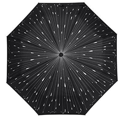Adroitbear Fully Automatic Windproof Travel Umbrella