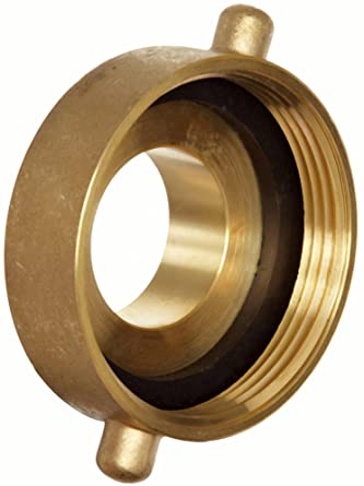 Adapter Pin 1.5 Female NH//NST 0.75 Male GHT Dixon Valve HA1576 Equiv Brass