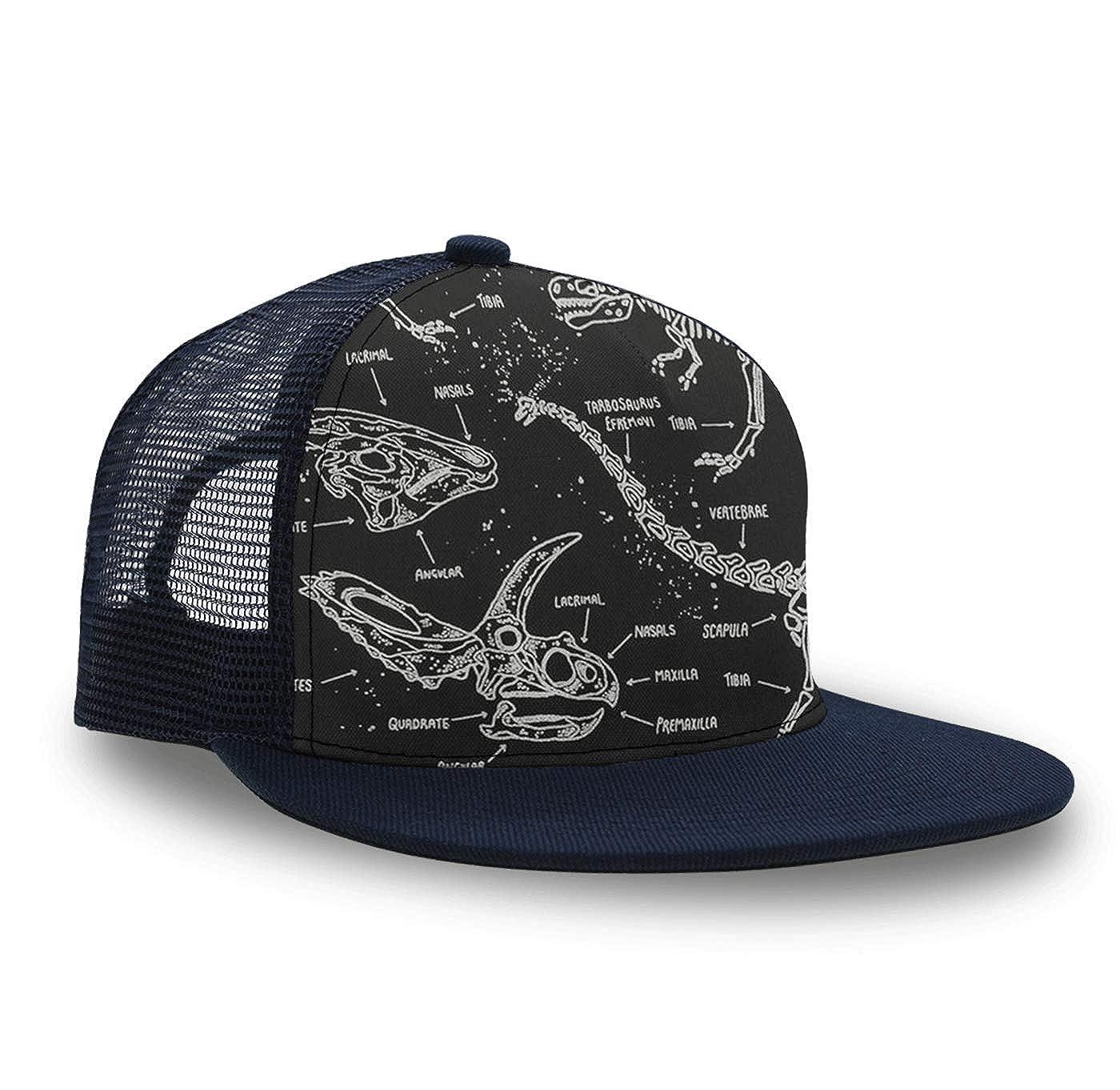 YongColer Plain Baseball Cap Hat Snapback Cap Hip-Pop Trucker Cap for Baseball Team