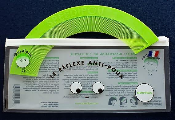 speedipou – nuevo sistema Antipiojos breveté. Ultra rápido gracias ...