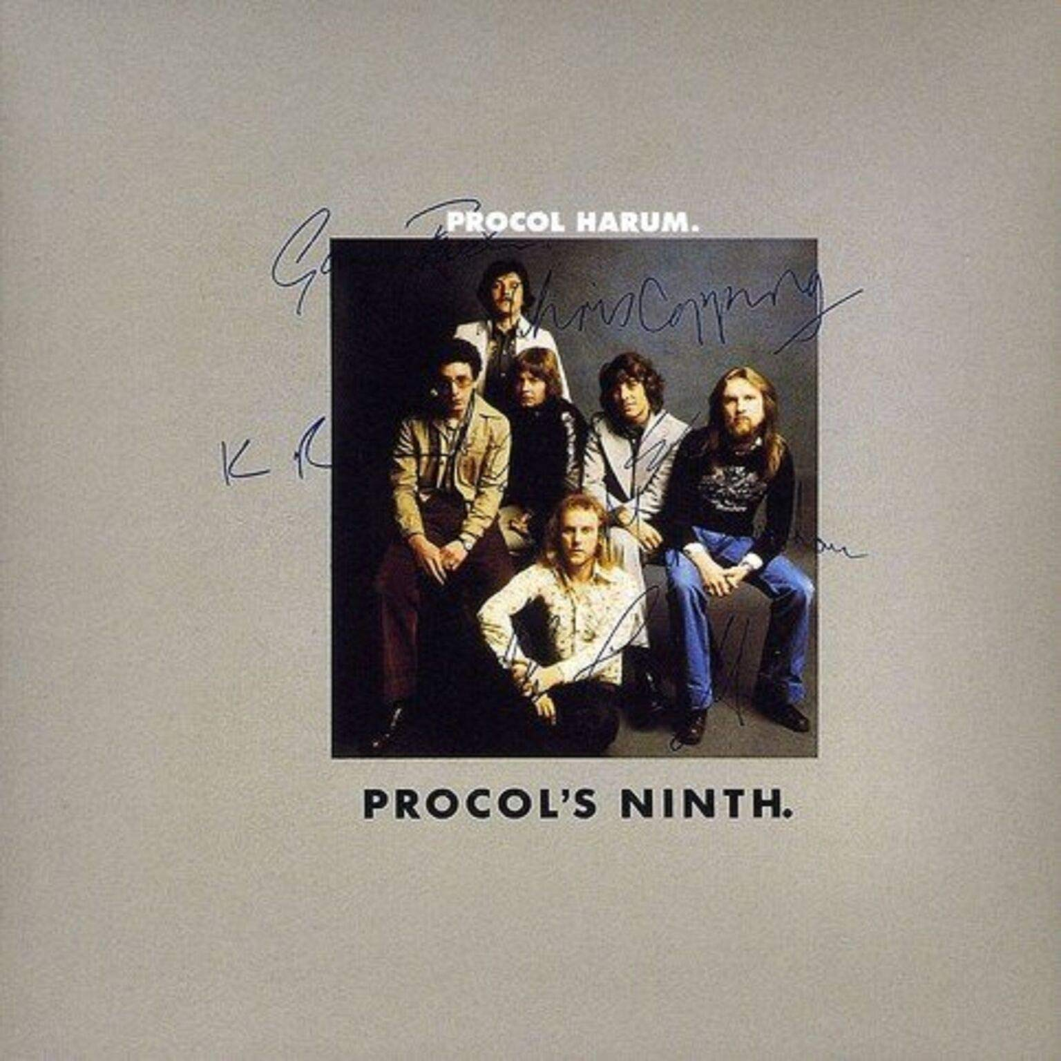 CD : Procol Harum - Procol's Ninth (Expanded Version, Remastered, United Kingdom - Import)