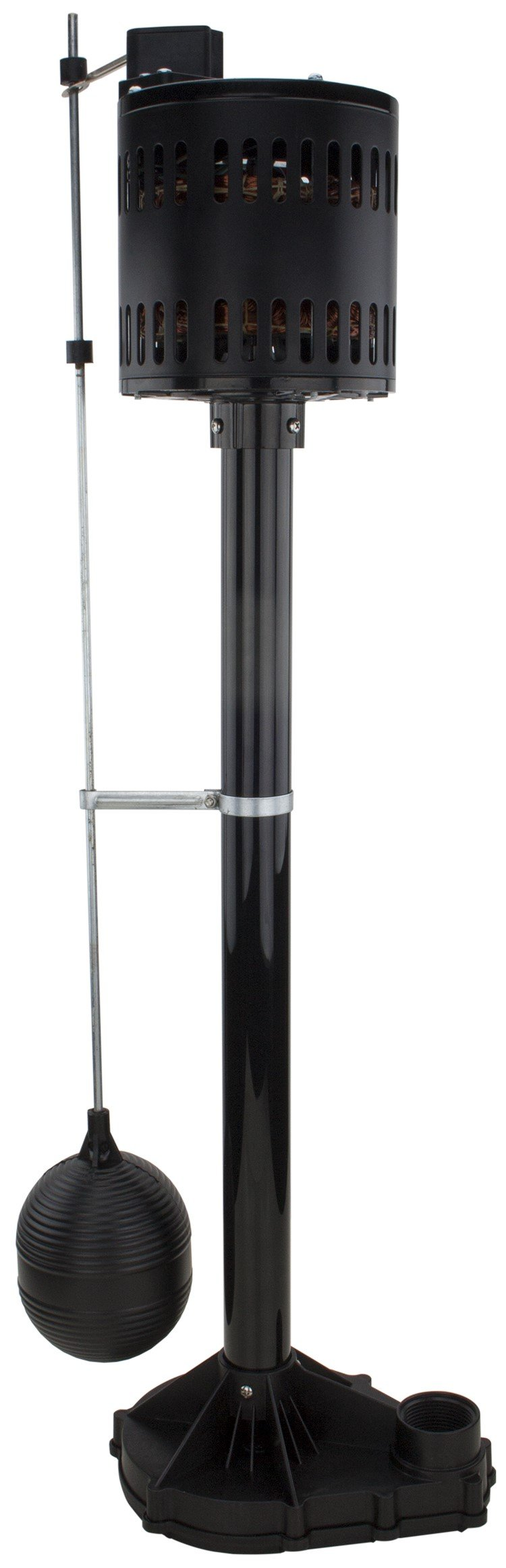 Star 3CEH 1/3 HP Thermoplastic Column Pedestal Sump Pump with Vertical Float Switch