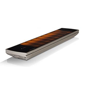 heatscope Spot Estufa/Resistencia Negro/titanio 2800 W MHS de sp2800bk.100: Amazon.es: Jardín