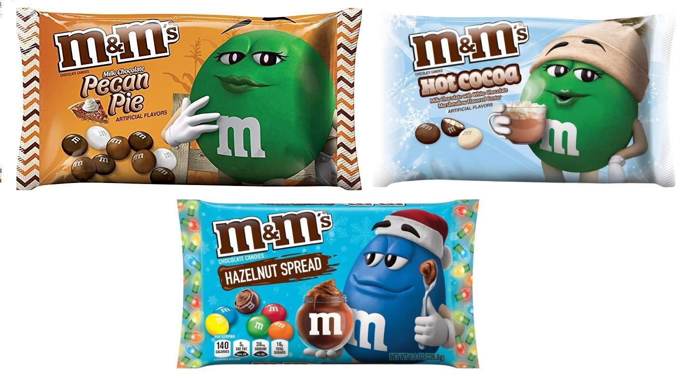 hazelnut spread m and ms