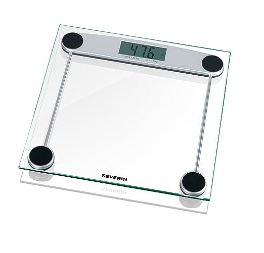 6 opinioni per Severin PW 7009 Bilancia Piatto in Vetro Schermo LCD