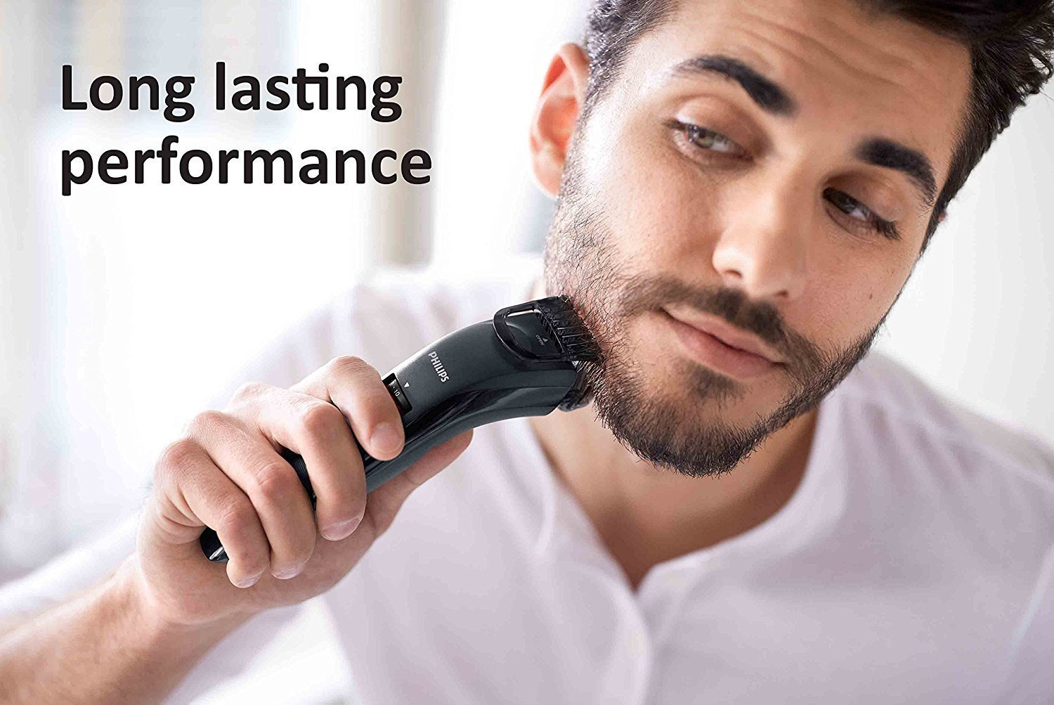 Philips Beard Trimmer Cordless For Men Price Buy Mens Electrical Wall Outlet Wiring Newhairstylesformen2014com Online At Best In India