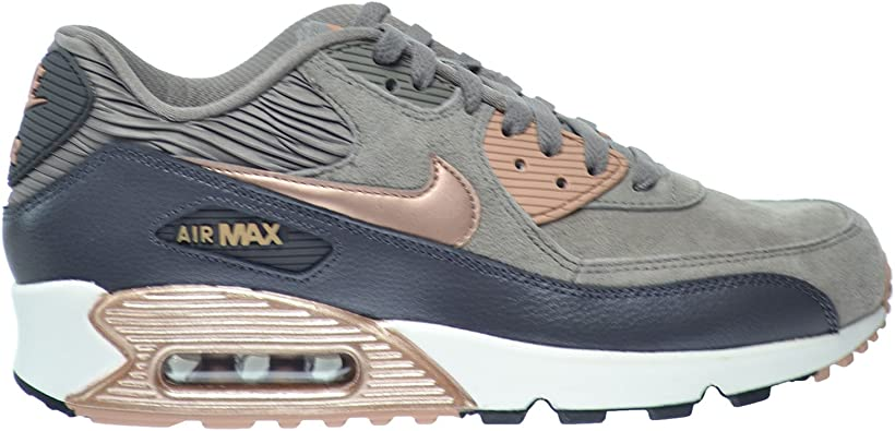 air max 90 leather metallic