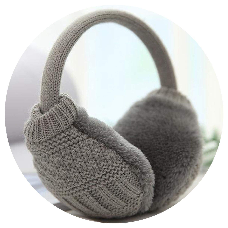 on Lovelyer Ear Cover Earmuffs Soft Plush Ear Muffs Earlap Headband