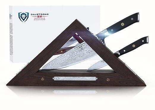 DALSTRONG Juego de cuchillos – Shogun Series 2 piezas Starter Set ...