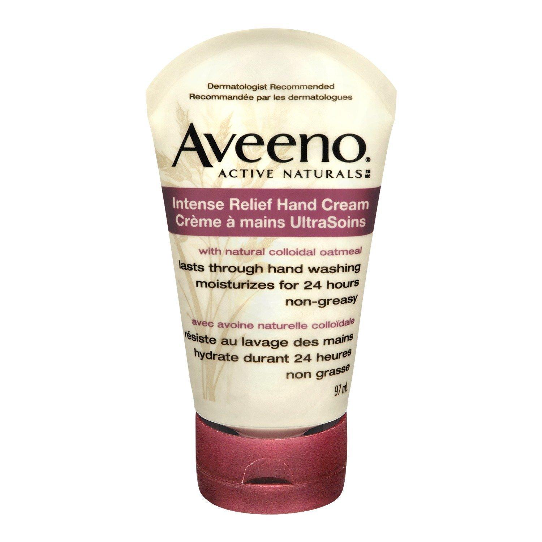 Aveeno Active Naturals Skin Relief Hand Cream, 97ml 381370036579