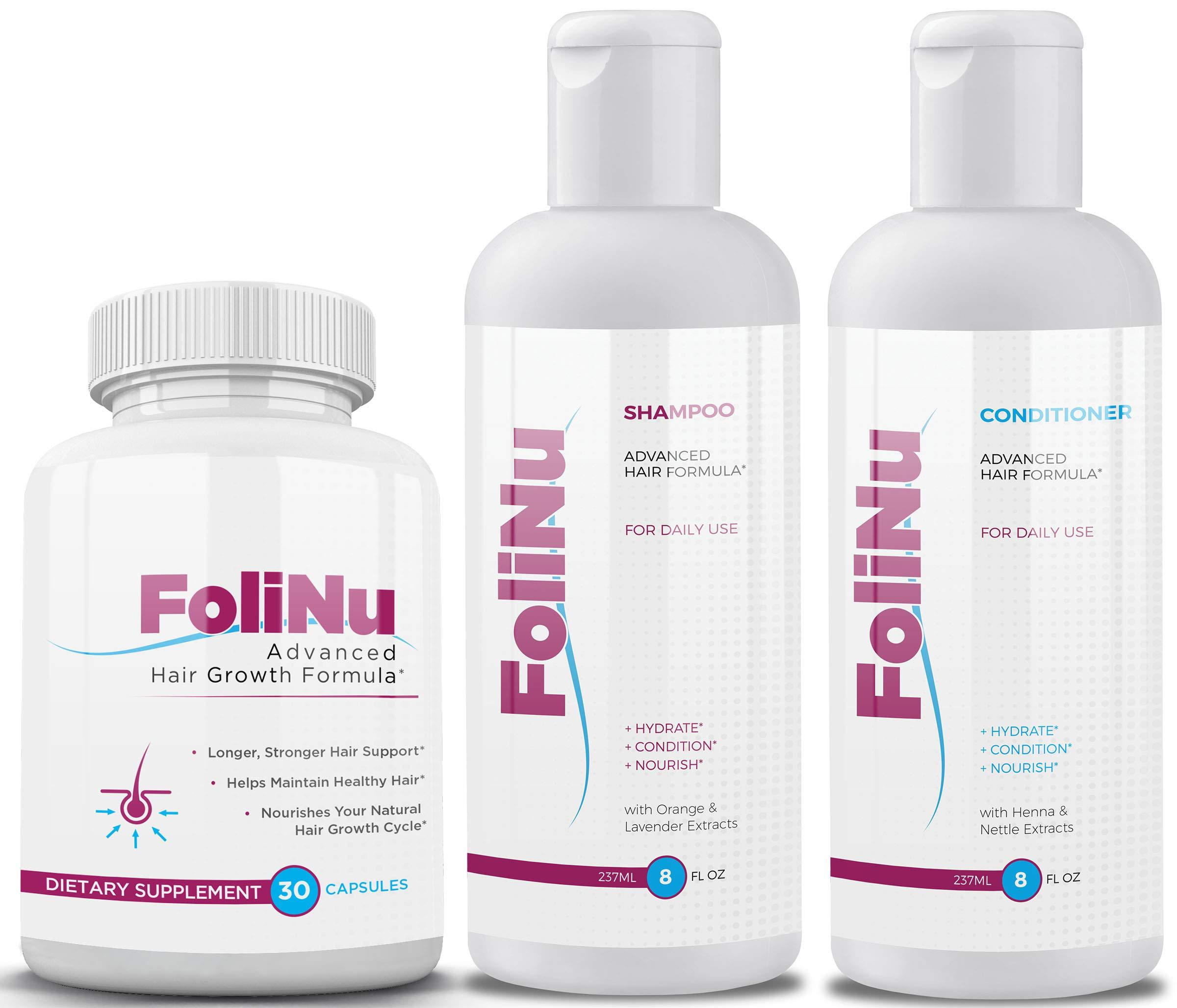 FoliNu Variety Pack