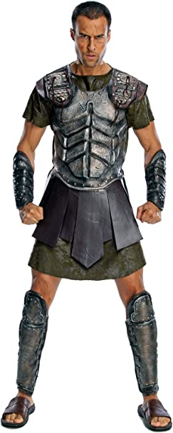 Amazon.com: Clash Of The Titans Perseus Costume Deluxe: Clothing
