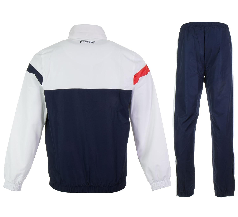 new product bbcbc 76656 Lacoste Men's Sport Tennis Color Block Tracksuit: Amazon.de ...