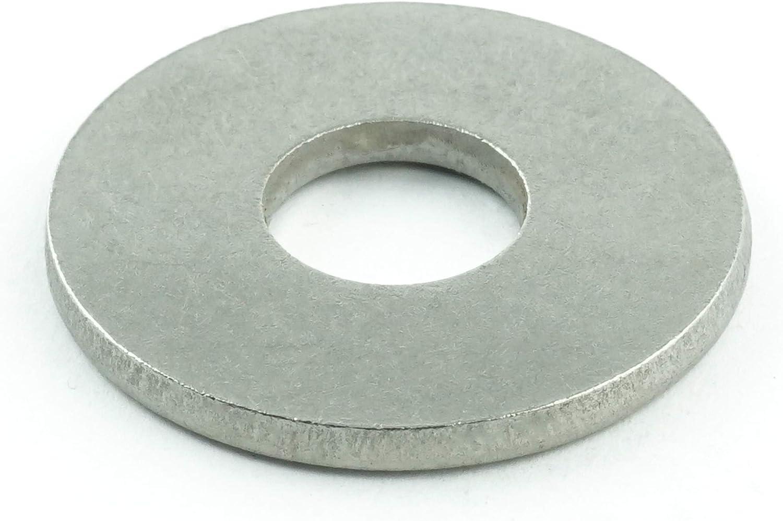 Karosseriescheiben 20 St/ück Edelstahl A2 V2A - DIN 9021 // ISO 7093-1 Eisenwaren2000 Gro/ße Unterlegscheiben M5 rostfrei
