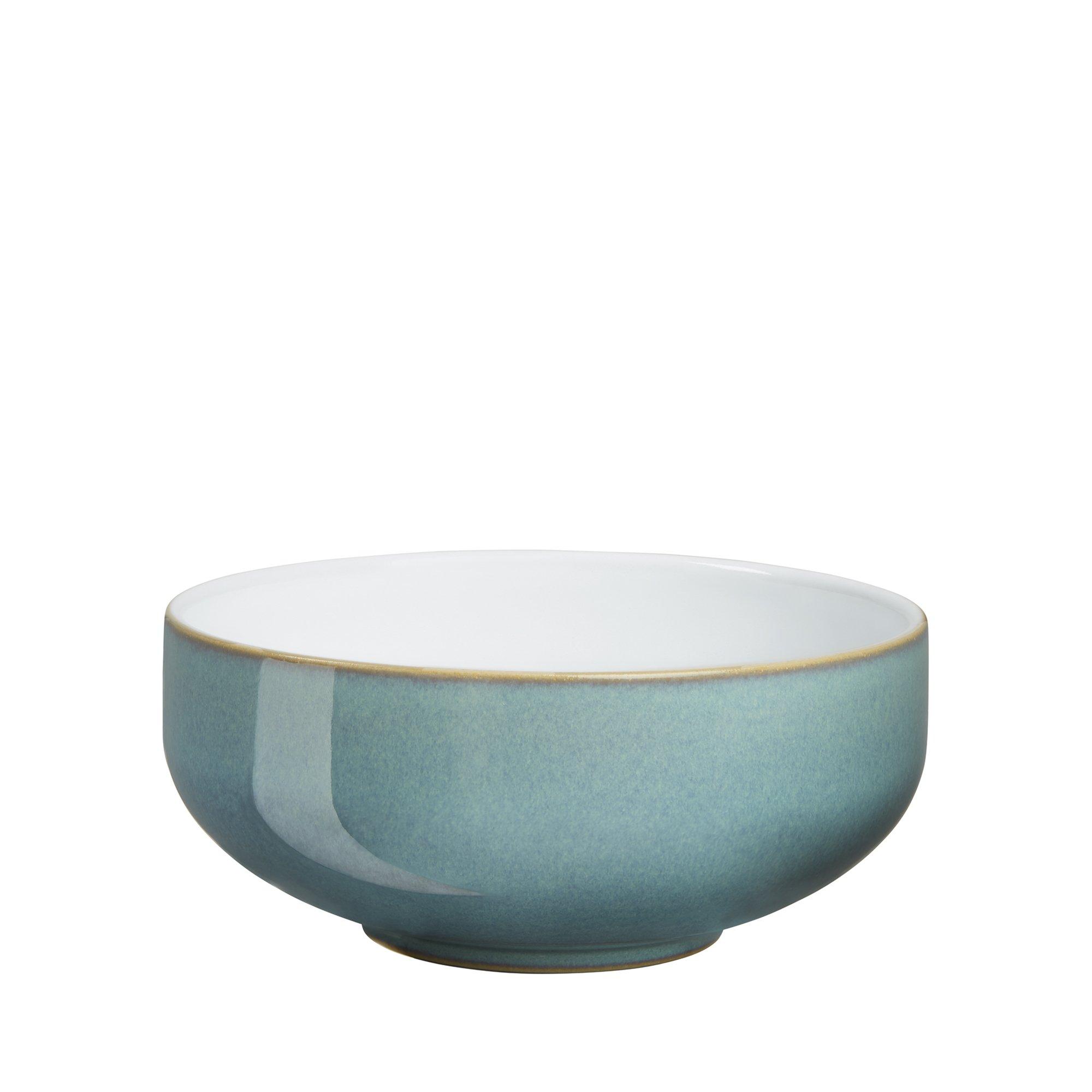 Denby Azure Soup/Cereal Bowls, Set of 4
