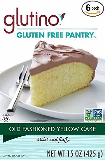 Gluten free pantry cake recipes