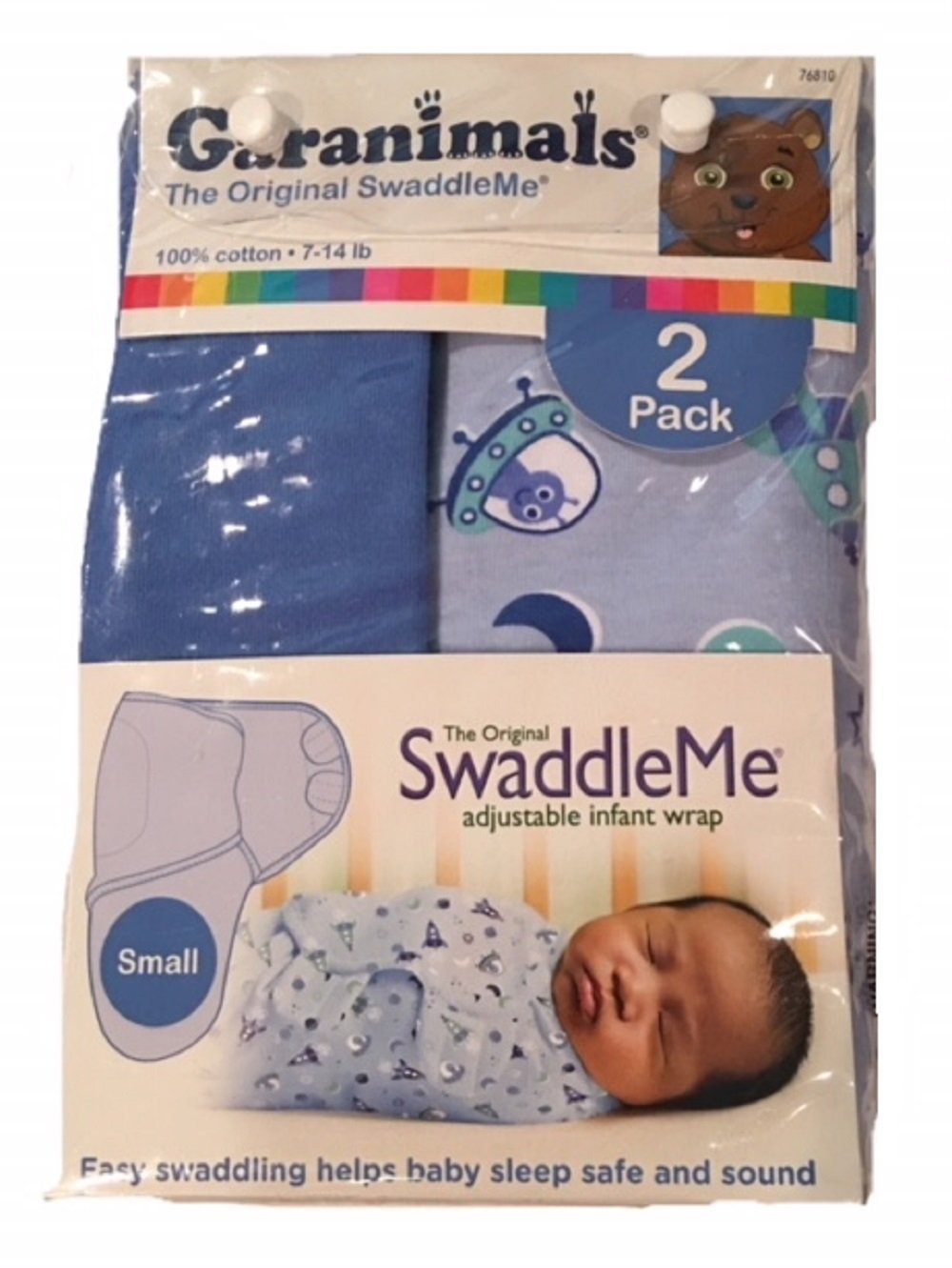 swaddleme infant wrap