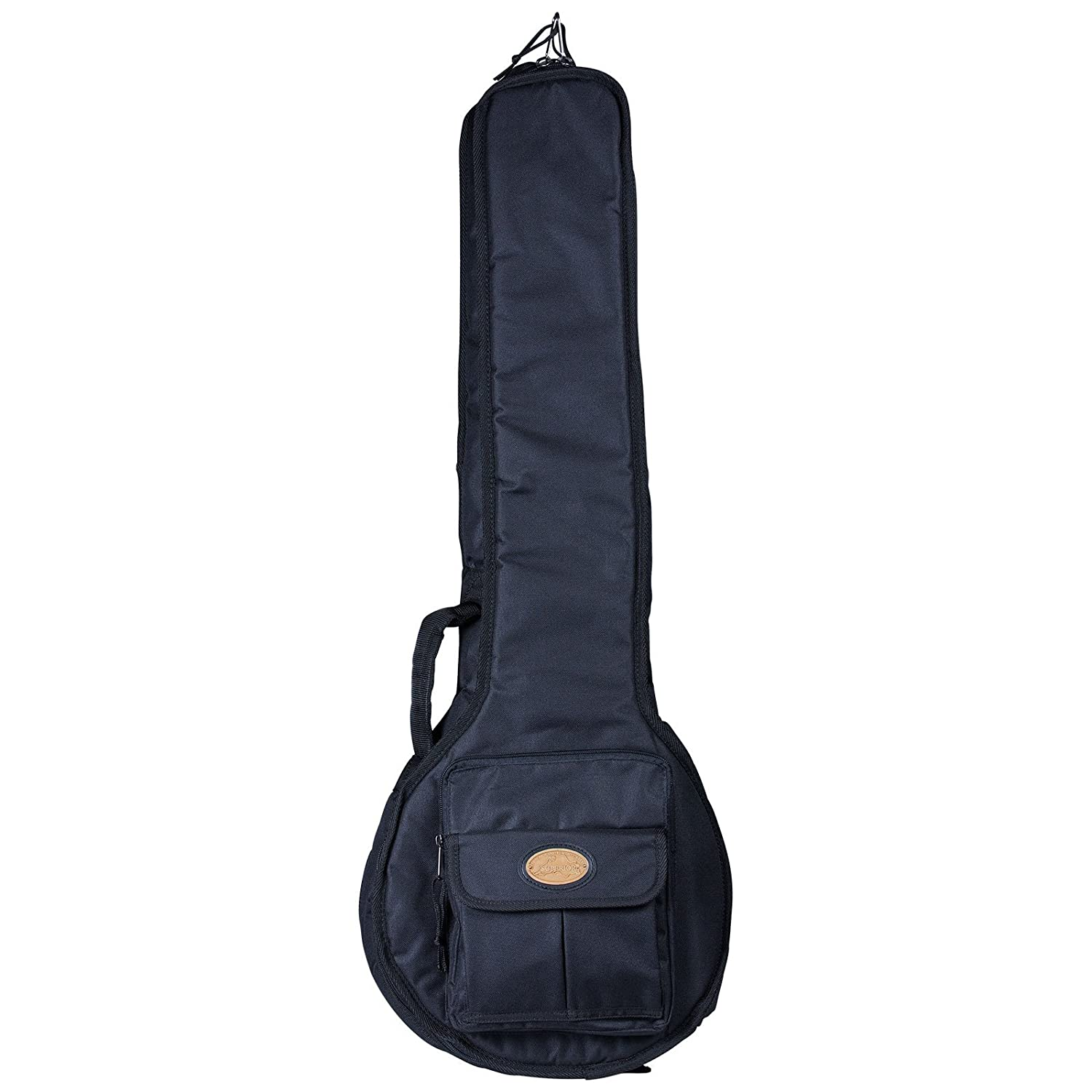 Superior C-267T Trailpak II Travel/Tenor Openback Banjo Gig bag