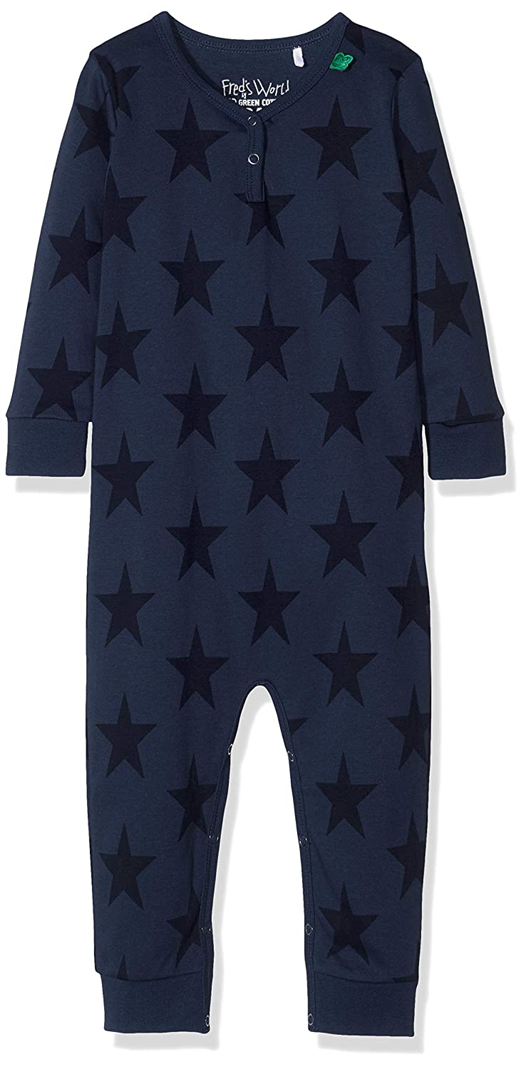 FredS World By Green Cotton Star Bodysuit Body B/éb/é gar/çon