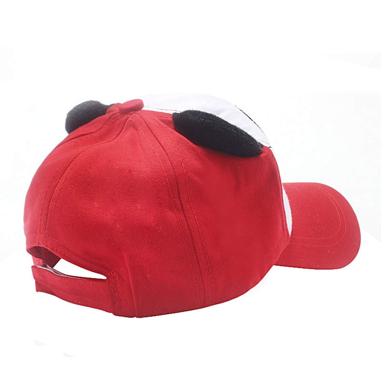 Eric Carl Unisex Cotton Cute Panda Baseball Cap Hat Fashion Cotton Colorful Hats for Women Snapback Baseball caps