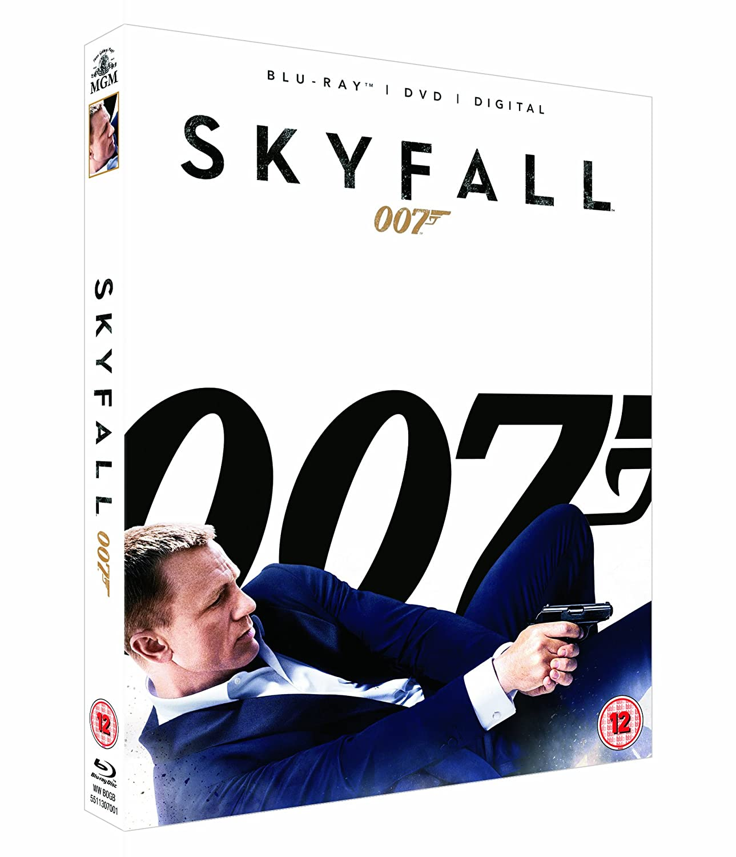 Skyfall Blu Ray Daniel Craig Judi Dench Javier Indihome Sky Top Up 3 Gb Bardem Ralph Fiennes Naomie Harris Ben Whishaw Sam Mendes Dvd