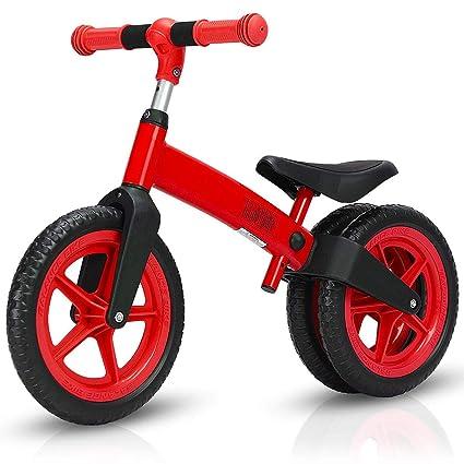 Amazon Com Heize Best Price Red 11 Balance Bike Classic Kids No