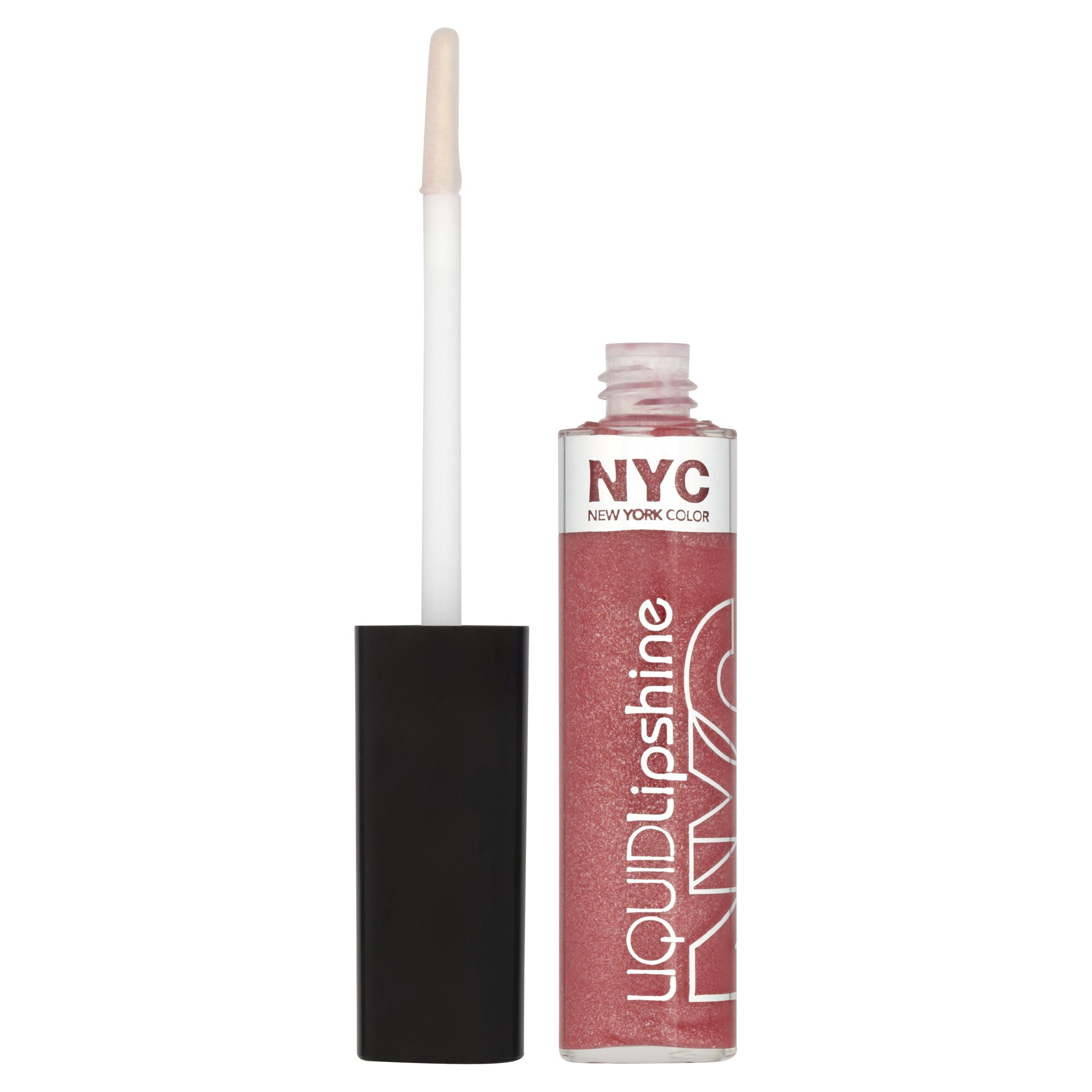 NYC New York Color Liquid Lipshine, Bowery Blush
