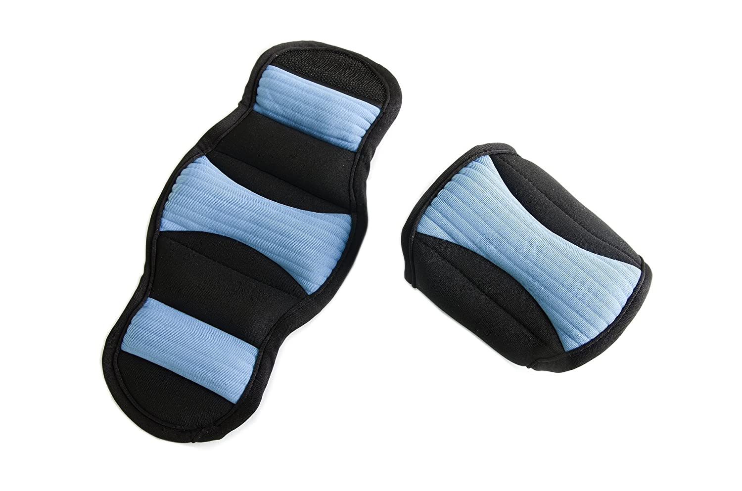 Fa Sports tobillo weights xx cm blue negro azul