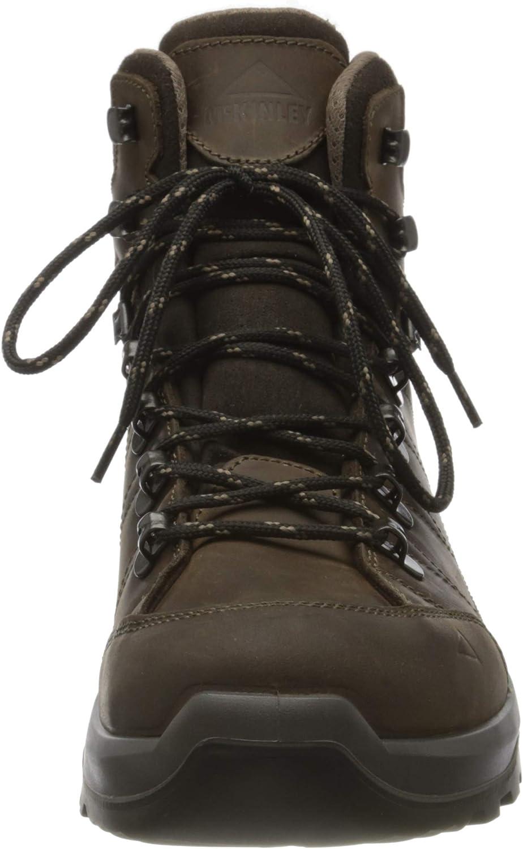 Brown McKINLEY Wanderschuhe-303293 Chaussure de Marche Homme 42 EU