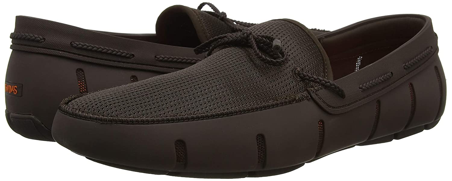 Lace Braided Mocassins Chaussures Loafer Swims Homme et pf1w8Hq b702cd1cc18d