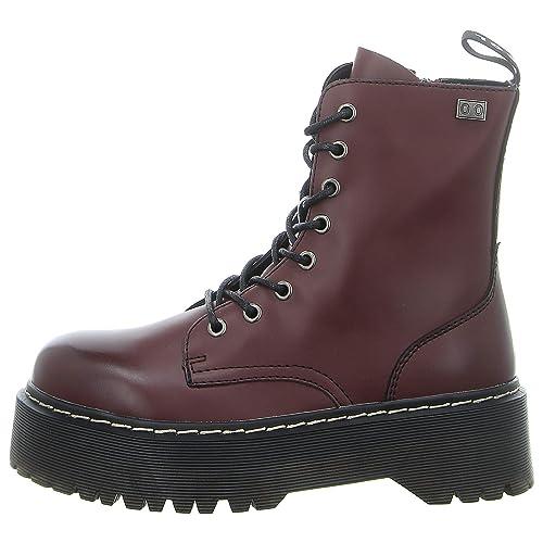 COOLWAY Damen Abby Combat Stiefel,  Amazon     Schuhe & Handtaschen 500598