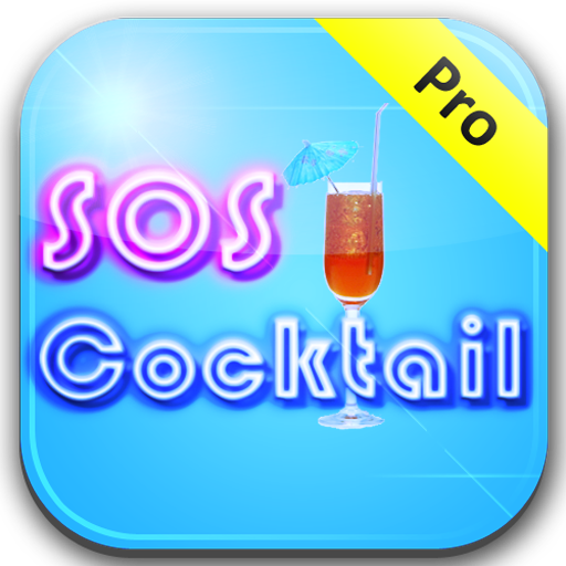 - SOS Cocktail Pro - drink recipes