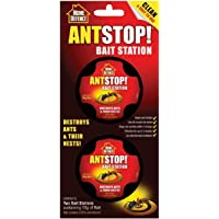 Home Defence Ant Stop Bait Station (Individual pack contains 2 bait)