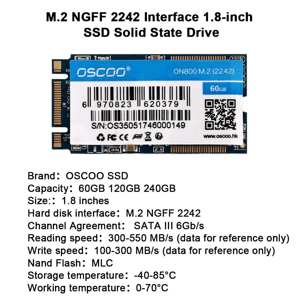 Wlgransp - Disco Duro SSD de Alta Velocidad para Ordenador ...