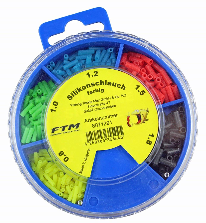 FTM Posen Silikonschl/äuche farbig Silikonschlauch
