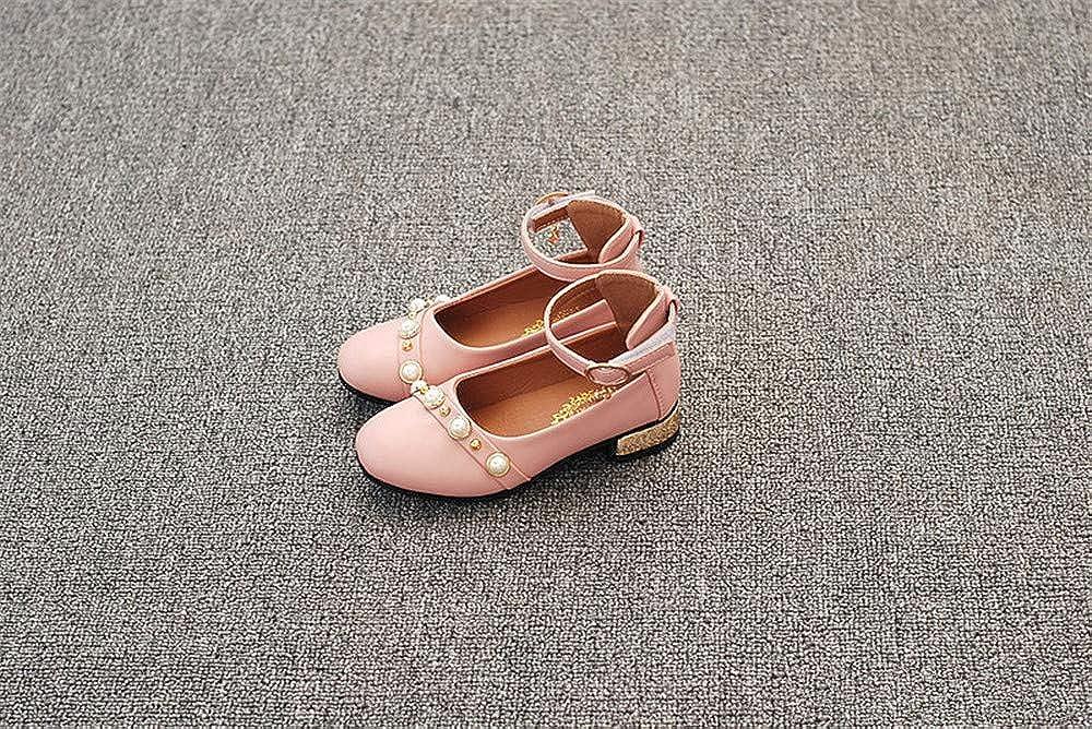 Toddler Little Girls Princess Mary Jane Beautiful Oxford Flat Dress Shoes