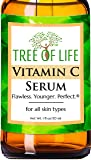 Flawless. Younger. Perfect. Vitamin C Serum For Face - Anti Aging Anti Wrinkle Facial Serum With Many Natural And Organic Ingredients - Paraben Free, Vegan - Best Vitamin C Serum For Skin - 1 Fl Oz