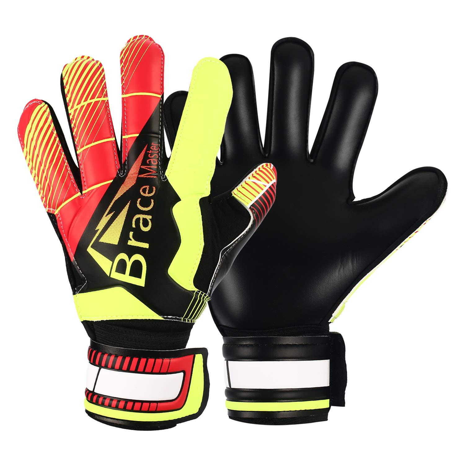 Amazon.com   Goalie Goalkeeper Gloves for Youth and Adult 3636bffb18