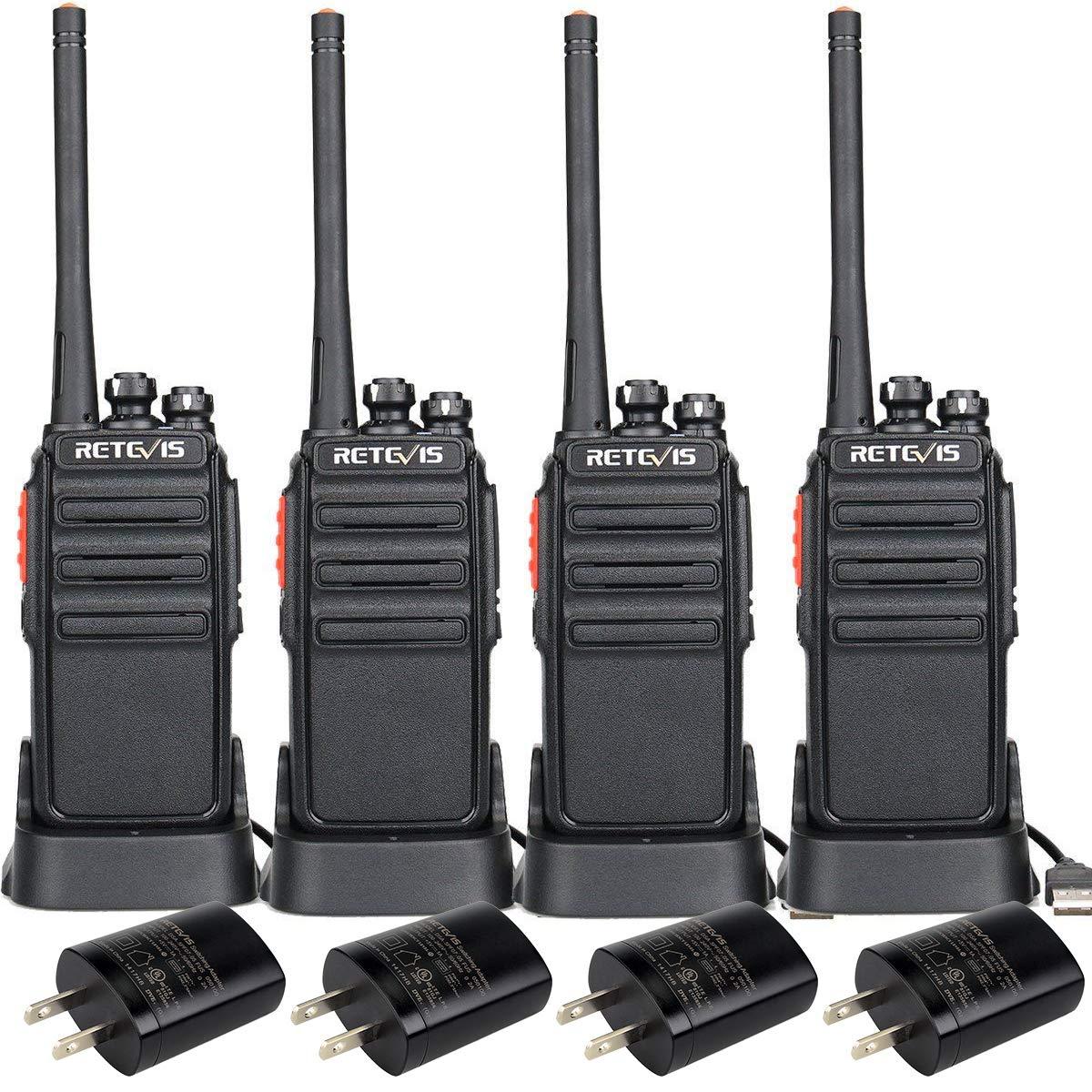 Amazon.com: Retevis h777s radios de dos vías licence-free ...