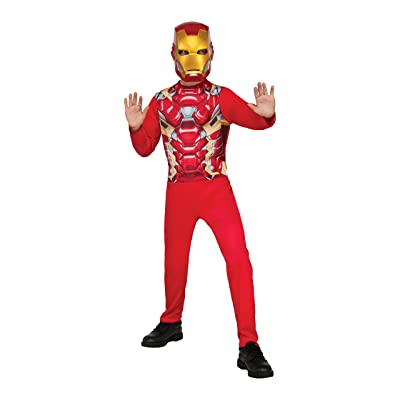 Marvel Captain America: Civil War Iron Man Costume: Toys & Games