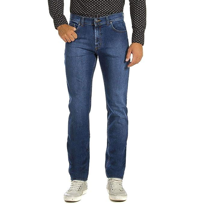 Toocool Carrera Jeans Uomo Elasticizzati Pantaloni Denim