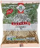 24 Mantra Organic Coriander Seed, 100g