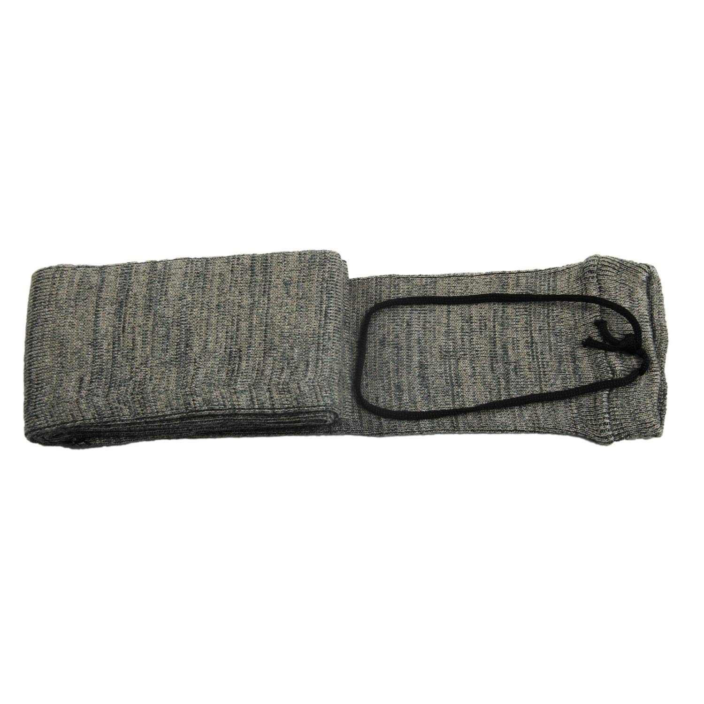 GUGULUZA Silicone Treated Knit Gun Socks 52'' for Rifles (Gray - 1 Pack) by GUGULUZA