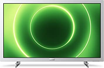Philips 24PFS6855/12 Televisor 24 Pulgadas LED,Full HD, HDR 10, Pixel Plus HD, Smart TV, DTS-HD, HDMI,Modelo 2020/2021, Plateado Claro, 60 cm: Amazon.es: Electrónica